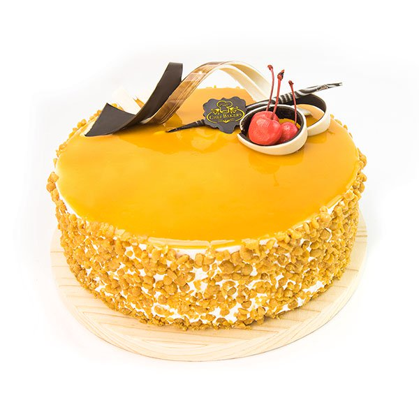 choco butterscotch cake