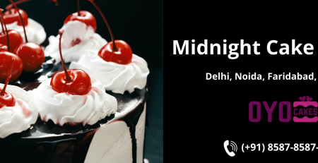 Midnight cake delivery - MrCake
