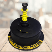 Hookah Cake for birthday