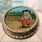 chhota bheem cake