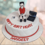 designer cake for boy