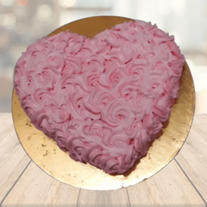 Valentine Cakes Online, valentines day cake heart shaped