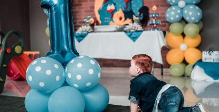 first birthday party ideas for baby birthday