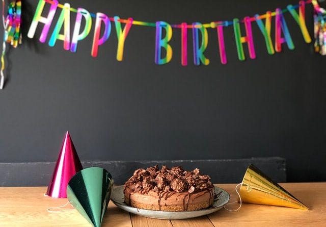 birthday celebration ideas during covid 19
