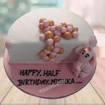 6 Months Cake