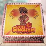 little singham cake online