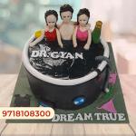 40th Birthday Cakes for Men