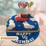 Half Cake Online