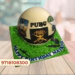 pubg pinata cake